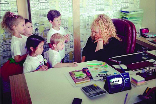 Алла Пугачева находила индивидуальный подход к каждому ребенку
