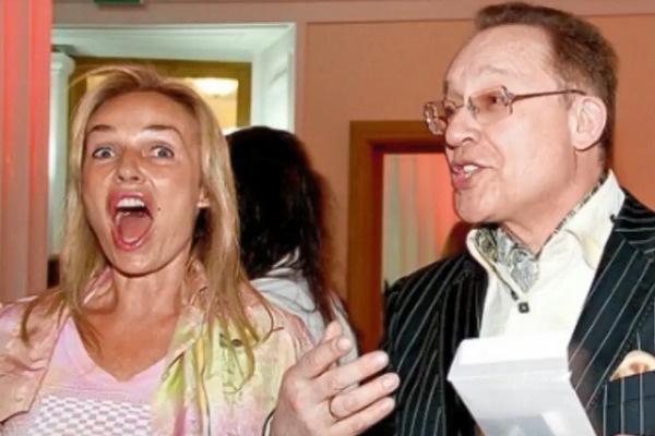 Максим Дунаевский стал первым мужем актрисы
