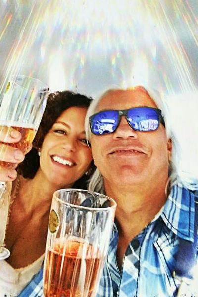 Нынешняя жена Дмитрия Флоранс делает супруга счастливым