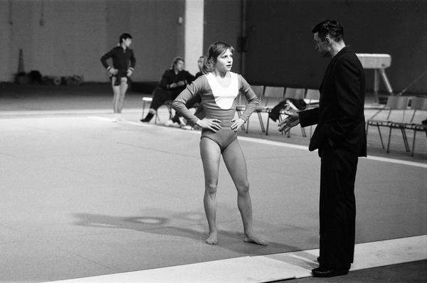 Ренальд Кныш сделал Корбут звездой гимнастики