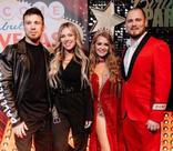 Рита Дакота, ST и Белла Потемкина сыграли в рулетку на дне рождения блогера Антона Дудкова
