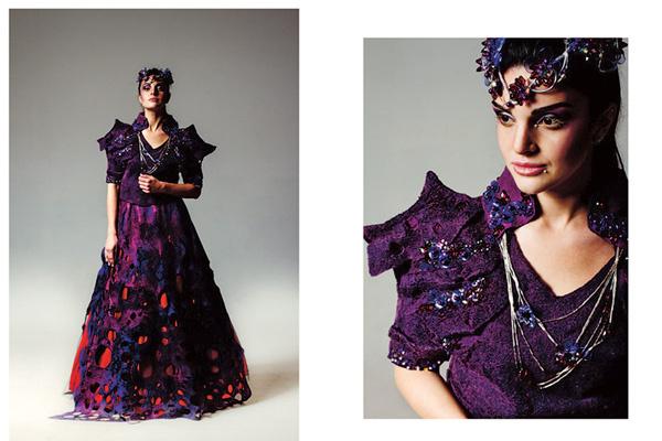 Мэтр мировой моды высоко оценил сказочные костюмы ребят