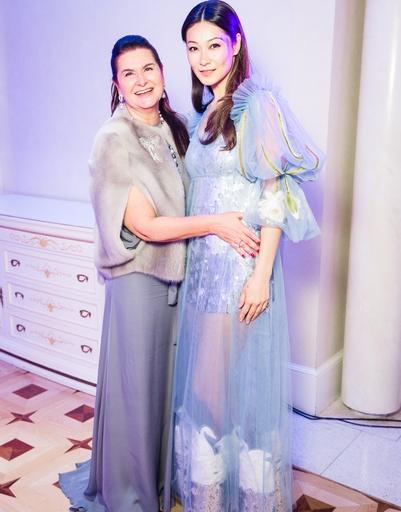 Ирина Байтина и Марина Ким
