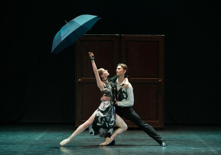 Театр включает в репертуар работы балетмейстеров, делающих первые шаги на профессиональной сцене