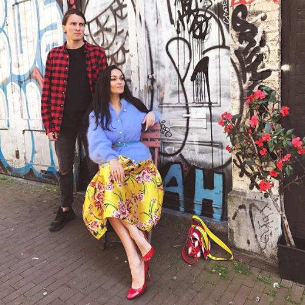 Водонаева вышла замуж в прошлом году