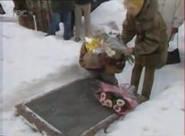 Только в 2003-м Олег Протопопов смог проститься с мамой, умершей в начале 90-х