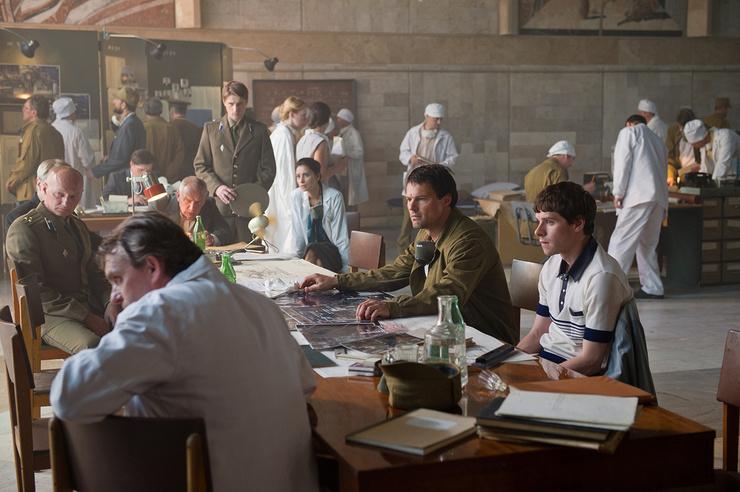 Стиль жизни: История любви на фоне самой страшной катастрофы XX-го века – в новом трейлере «Чернобыля» – фото №5