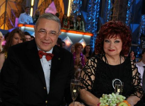 Евгений Петросян и Елена Степаненко официально развелись