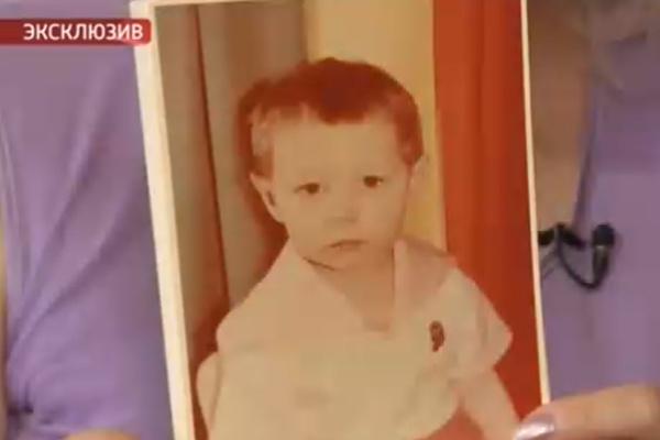 Масхуда показала детские фотографии Олега