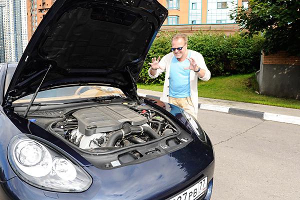 Новости: Владимир Пресняков ездит на машине стоимостью 8 миллионов рублей – фото №3
