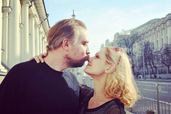 Карина Мишулина и ее супруг Иван