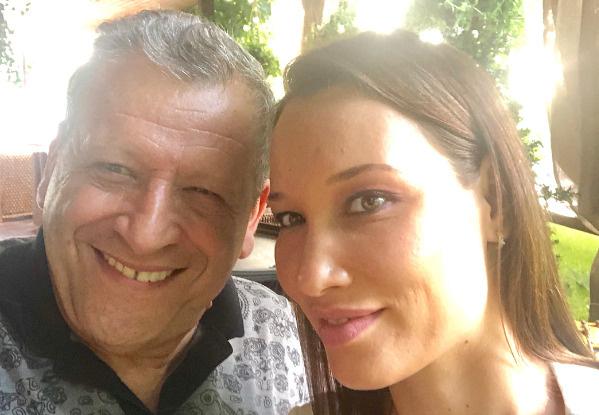Борис Грачевский с супругой Екатериной Белоцерковской