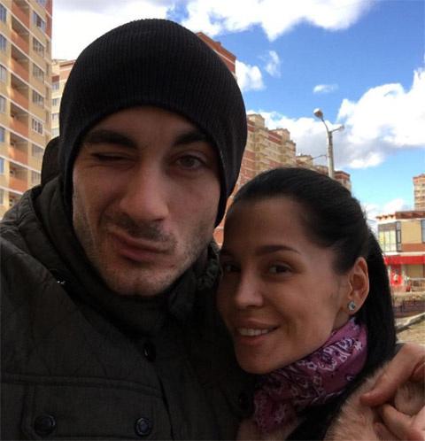 Тигран и Юлия Салибековы