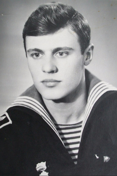 Главным мужчиной в жизни актрисы стал моряк Дмитрий Гагин