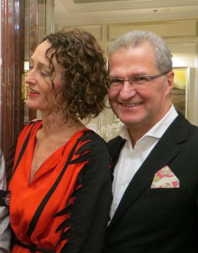 Пьер и Анна Броше