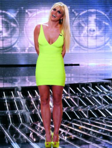 Бритни Спирс сбросила 12 кг за 2 месяца