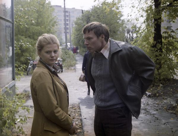 В 80-е Гостюхин много играл в кино, а супруга ревновала его к экранным партнершам