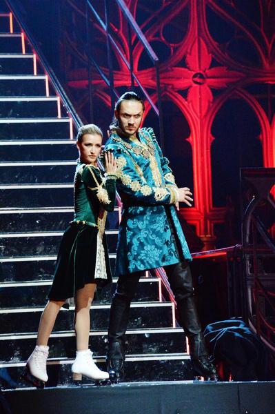 Супруги часто выступают в костюмированных шоу