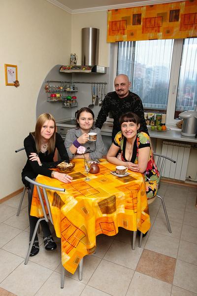 В семье Светланы традиция — отказываться от выступлений в новогоднюю ночь