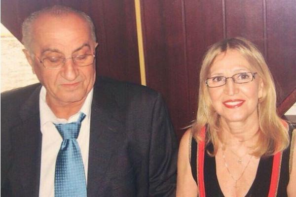 Тутберидзе разместила в Инстаграме фото родителей