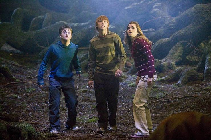 Дэниел, Руперт и Эмма работали вместе около 12 лет