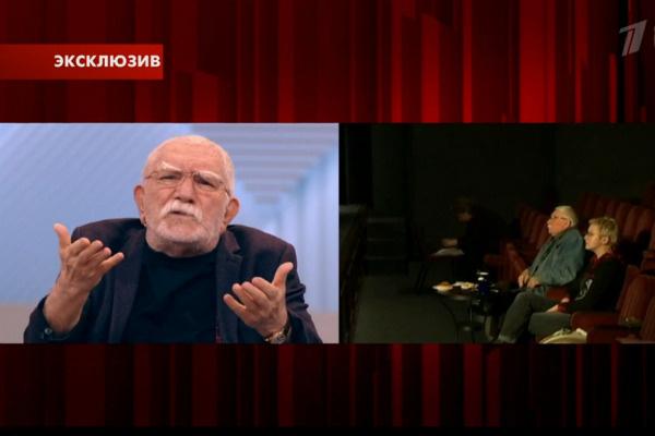Армен Джигарханян не может без театра