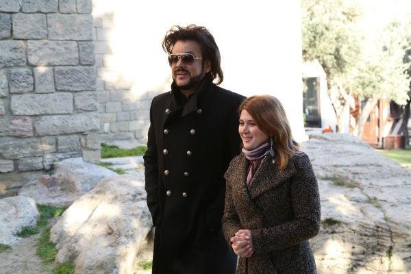 Филипп Киркоров прогулялся по историческому центру Баку