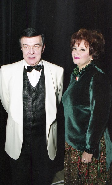 Магомаев женился на Синявской в 1974 году