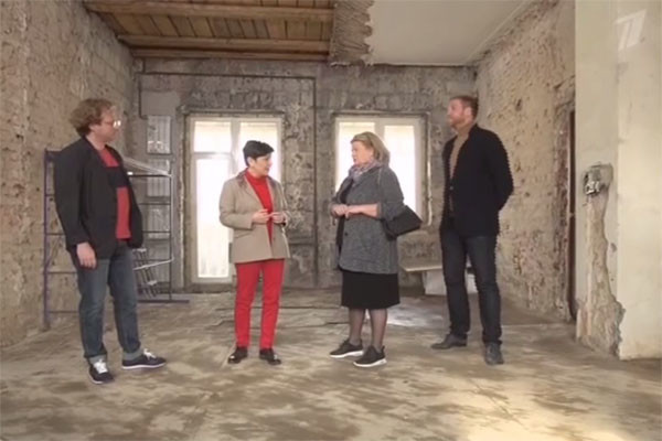 Так помещение в квартире Ирины Муравьевой выглядело до ремонта