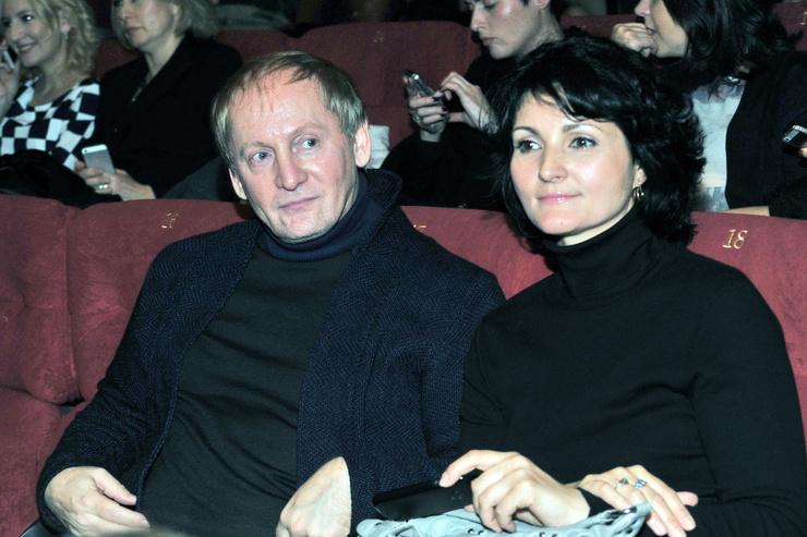 Вержбицкий связал судьбу с бывшей актрисой