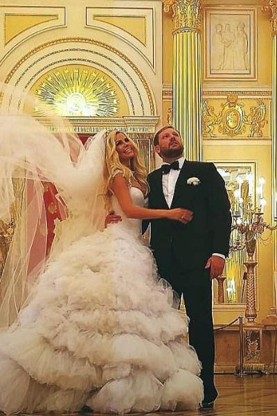 Златаслава и Дэвид поженились более шести лет назад