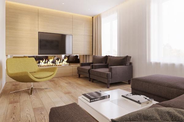 Стиль: Ход конем: как создать удачный дизайн для небольшой квартиры – фото №5