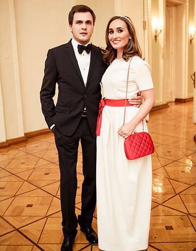 Анастасия Винокур и Григорий Матвеевичев