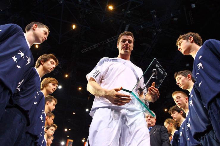 11 ноября 2009 года Марат завершил карьеру профессионального теннисиста