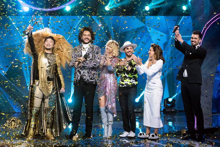 Громким успехом обернулось участие Анатолия Цоя в шоу «Маска» канала НТВ