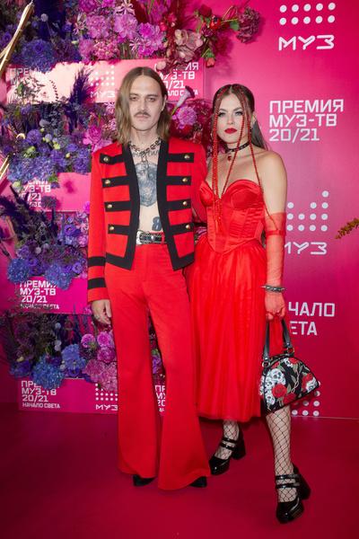 Илья Прусикин и Соня Таюрская