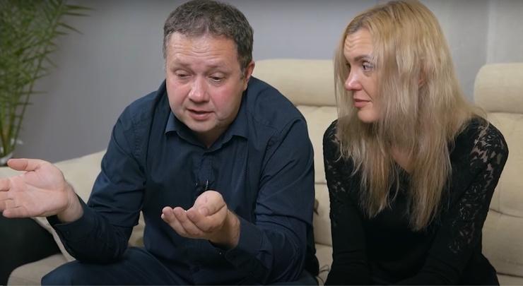 Андрей и Оксана не могут поверить в смерть дочери