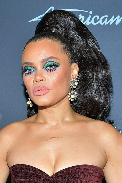 Певица на шоу American Idol, Лос-Анджелес