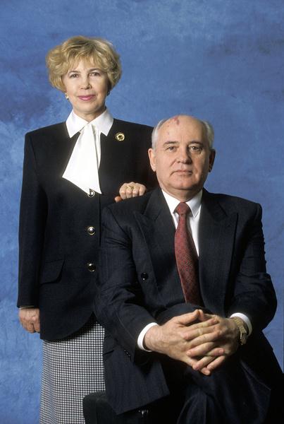 46 лет Михаил Сергеевич был счастлив с супругой Раисой Максимовной