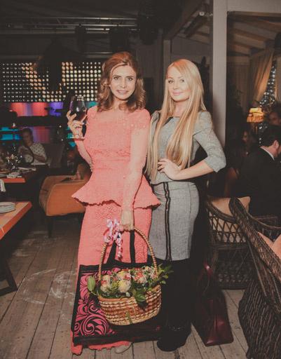 Ирина Агибалова и Дарья Пынзарь