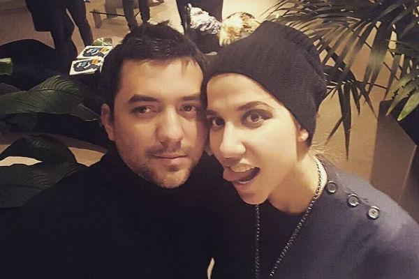 Виктория Сардарова и Антон Антонов