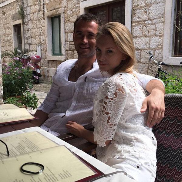 Перед свадьбой влюбленные отдохнули в Хорватии