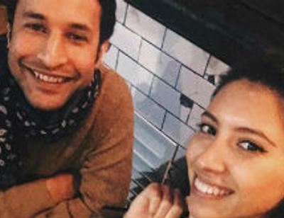 Жених старшей дочери Меладзе год копил на кольцо