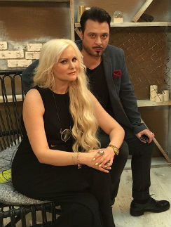 Дарья Миронова и Владимир Тишко