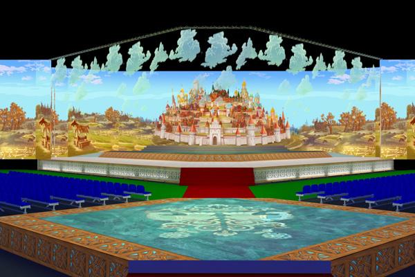 Стиль жизни: Самый русский Новый год на шоу «Три богатыря и сказочное Новогодье» – фото №2