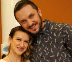 Татьяна Волосожар и Максим Траньков тайно крестили дочь