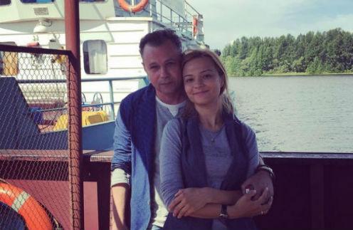 Владимир и Маруся Левкины