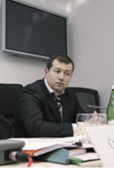 Бывший возлюбленный Анны Иван Станкевич