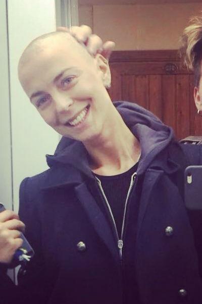 Кристина Кузьмина смогла побороть рак