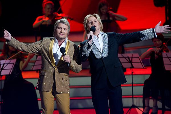 Два Николая Басковы на одной сцене